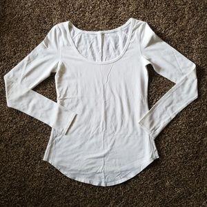 6 lululemon long sleeve